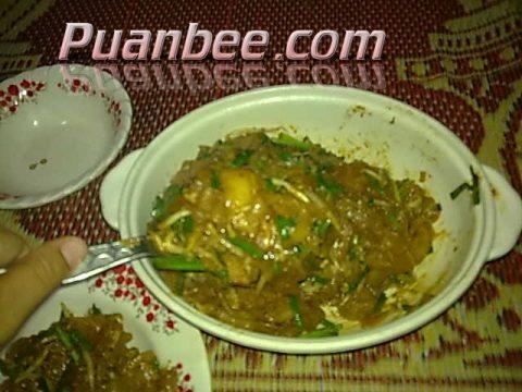 makan-makan kuewtiaw basah