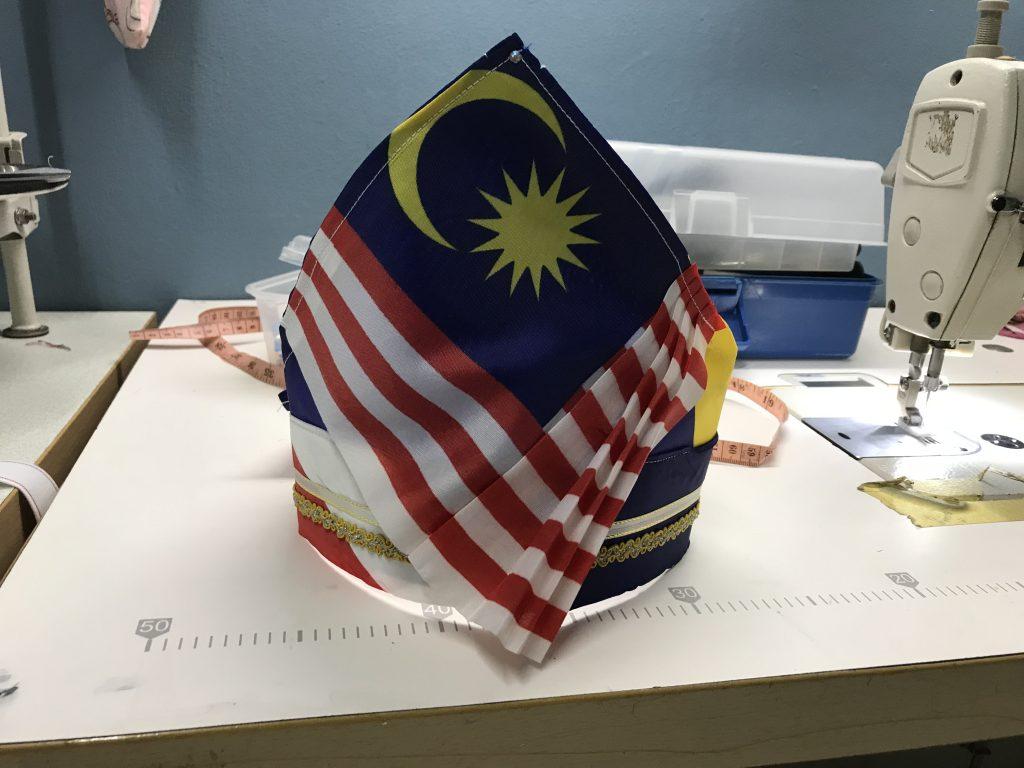 Tanjak bendera